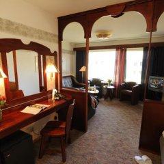 Отель Nordkalotten Hotell & Konferens в номере