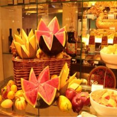 Jianguo Hotel Xi An питание