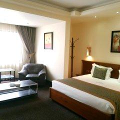Madisson Hotel 4* Президентский люкс с различными типами кроватей фото 2