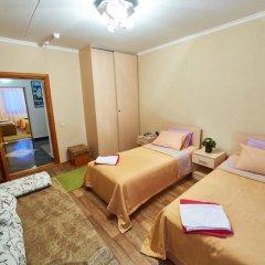 Гостевой Дом Снежный Барс комната для гостей фото 5