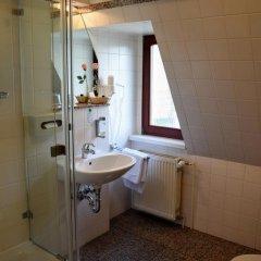 Отель Artushof Германия, Дрезден - 1 отзыв об отеле, цены и фото номеров - забронировать отель Artushof онлайн ванная фото 2