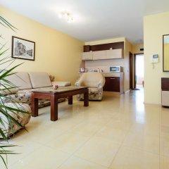 Отель Bright House 3* Улучшенные апартаменты с различными типами кроватей фото 4