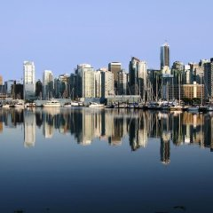 Отель Vancouver Marriott Pinnacle Downtown фото 3