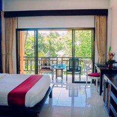 Отель Railay Princess Resort & Spa 3* Улучшенный номер с различными типами кроватей фото 14