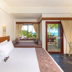 Отель Karona Resort & Spa 4* Номер Делюкс с двуспальной кроватью фото 7