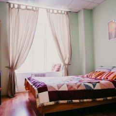 Бугров Хостел Стандартный номер с различными типами кроватей фото 8