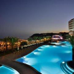 Orange County Resort Hotel Alanya Турция, Окурджалар - 2 отзыва об отеле, цены и фото номеров - забронировать отель Orange County Resort Hotel Alanya - All Inclusive онлайн бассейн
