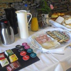 Отель Quinta dos Avidagos питание