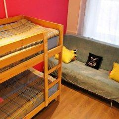 Хостел ULA Стандартный номер с двуспальной кроватью фото 2
