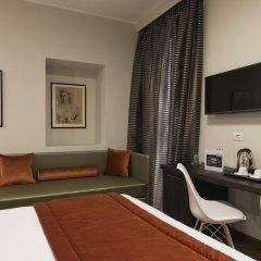 Отель Vittoriano Suite Стандартный номер с различными типами кроватей фото 2