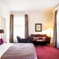 Hotel Bellevue Palace Bern 5* Стандартный номер с двуспальной кроватью