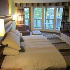Gullivers Hotel 3* Представительский люкс с различными типами кроватей фото 8