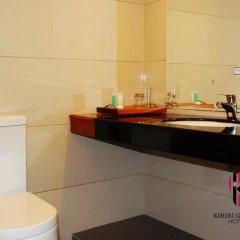 Kiriri Garden Hotel 3* Студия Делюкс с различными типами кроватей фото 3