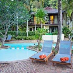Отель Tup Kaek Sunset Beach Resort 3* Номер Делюкс с различными типами кроватей фото 23