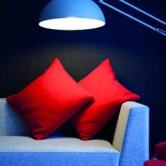 Radisson Blu Hotel, Glasgow 4* Полулюкс с двуспальной кроватью фото 4