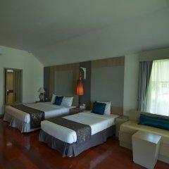 Отель Nakara Long Beach Resort 3* Бунгало Делюкс фото 9