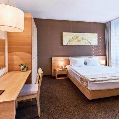 Отель Lucky Bansko Aparthotel SPA & Relax 5* Студия разные типы кроватей фото 8