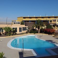 Отель Las Lomas Коста Кальма бассейн