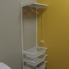 Patio Hostel Irkutsk Стандартный номер с различными типами кроватей фото 11