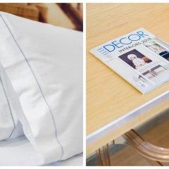 Hotel La Spezia - Gruppo MiniHotel 4* Стандартный номер с различными типами кроватей фото 12