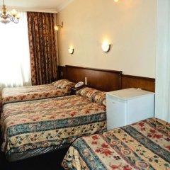 Hotel Continental Gare du Midi 2* Стандартный семейный номер с двуспальной кроватью фото 5