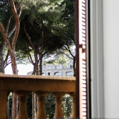 Отель I Love Vaticano балкон