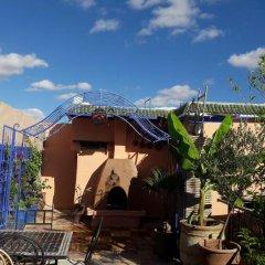 Отель Riad Mamma House Марокко, Марракеш - отзывы, цены и фото номеров - забронировать отель Riad Mamma House онлайн бассейн
