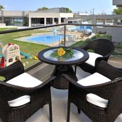 Отель Krotiri Resort Ситония бассейн