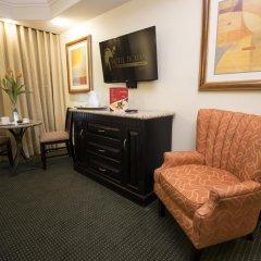 Hotel Ticuán 3* Стандартный номер с двуспальной кроватью фото 5