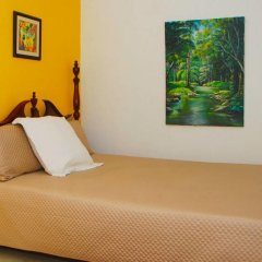 Отель Mango Tree Peaceful Pension Номер Делюкс с различными типами кроватей