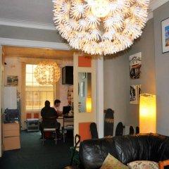 Отель Baggies Backpackers Великобритания, Брайтон - отзывы, цены и фото номеров - забронировать отель Baggies Backpackers онлайн интерьер отеля