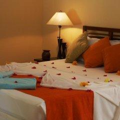 Отель Kuredu Island Resort 4* Бунгало с различными типами кроватей фото 6