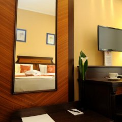 Residence Baron Hotel 4* Улучшенный номер с различными типами кроватей фото 12
