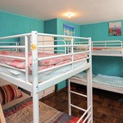 Backpacker Hostel Кровать в общем номере с двухъярусной кроватью фото 16