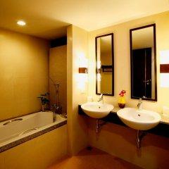 Отель Buri Tara Resort 3* Улучшенный номер с различными типами кроватей фото 8