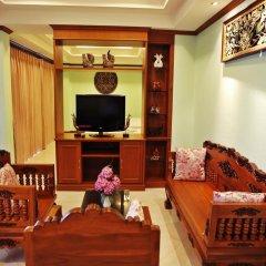 Отель Baan SS Karon 3* Стандартный номер с различными типами кроватей фото 8