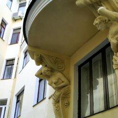 Мини-Отель Капитель балкон