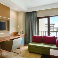 Отель Ramada Encore Istanbul Airport 4* Номер Бизнес с различными типами кроватей фото 3