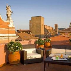 Grand Hotel Majestic già Baglioni 5* Люкс с различными типами кроватей фото 14
