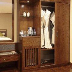 Sapa Legend Hotel & Spa 3* Семейный номер Делюкс с различными типами кроватей фото 5