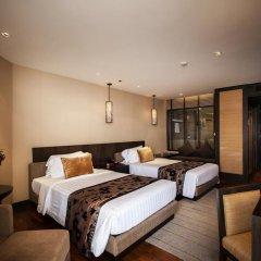 Отель A-One Pattaya Beach Resort 4* Номер Делюкс с различными типами кроватей фото 19