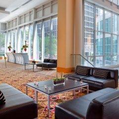 Отель Vancouver Marriott Pinnacle Downtown развлечения