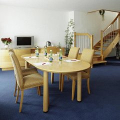 Apartment-Hotel Schaffenrath Зальцбург комната для гостей
