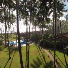 Отель Reef Villa and Spa Шри-Ланка, Ваддува - отзывы, цены и фото номеров - забронировать отель Reef Villa and Spa онлайн балкон