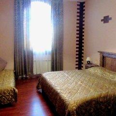 Гостиница Охотничья Усадьба Стандартный семейный номер с разными типами кроватей