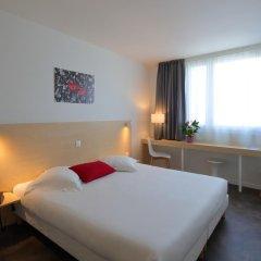 Hotel Paris Saint-Ouen 3* Стандартный номер с различными типами кроватей фото 3
