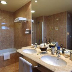 Отель Vincci Ciudad de Salamanca 4* Стандартный номер с различными типами кроватей фото 4