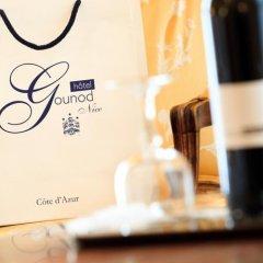 Отель Gounod Hotel Франция, Ницца - 7 отзывов об отеле, цены и фото номеров - забронировать отель Gounod Hotel онлайн в номере фото 2