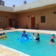 Отель L'Homme du Désert Марокко, Мерзуга - отзывы, цены и фото номеров - забронировать отель L'Homme du Désert онлайн бассейн