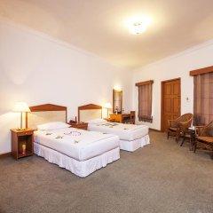 Отель Aye Thar Yar Golf Resort 3* Номер Делюкс с различными типами кроватей фото 2